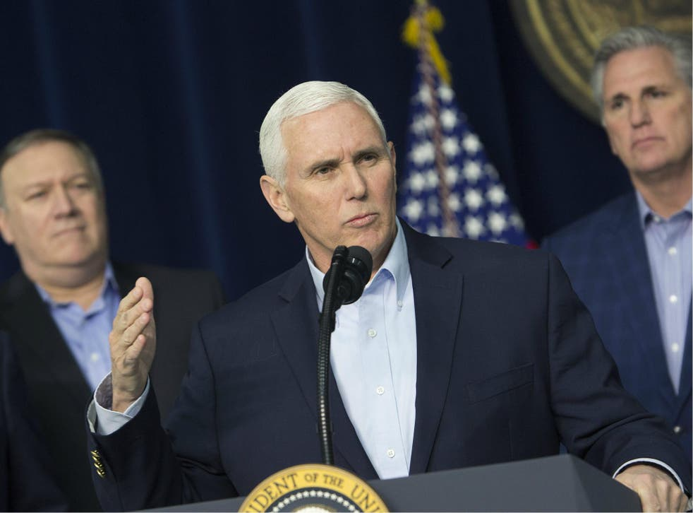 Mike Pence has damaged relations with the Middle East even further