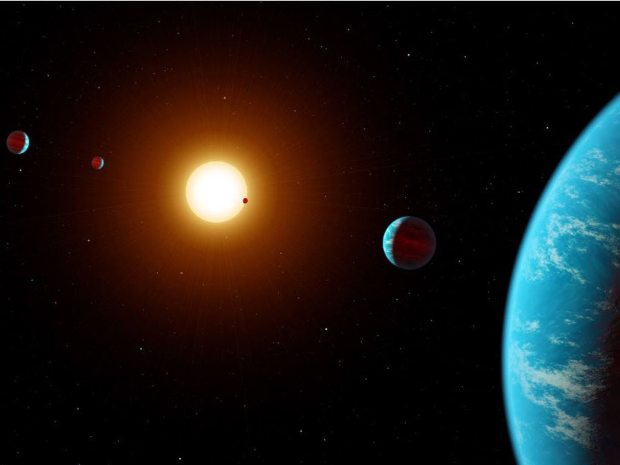 Citizen scientists discover new exoplanet system named K2-138