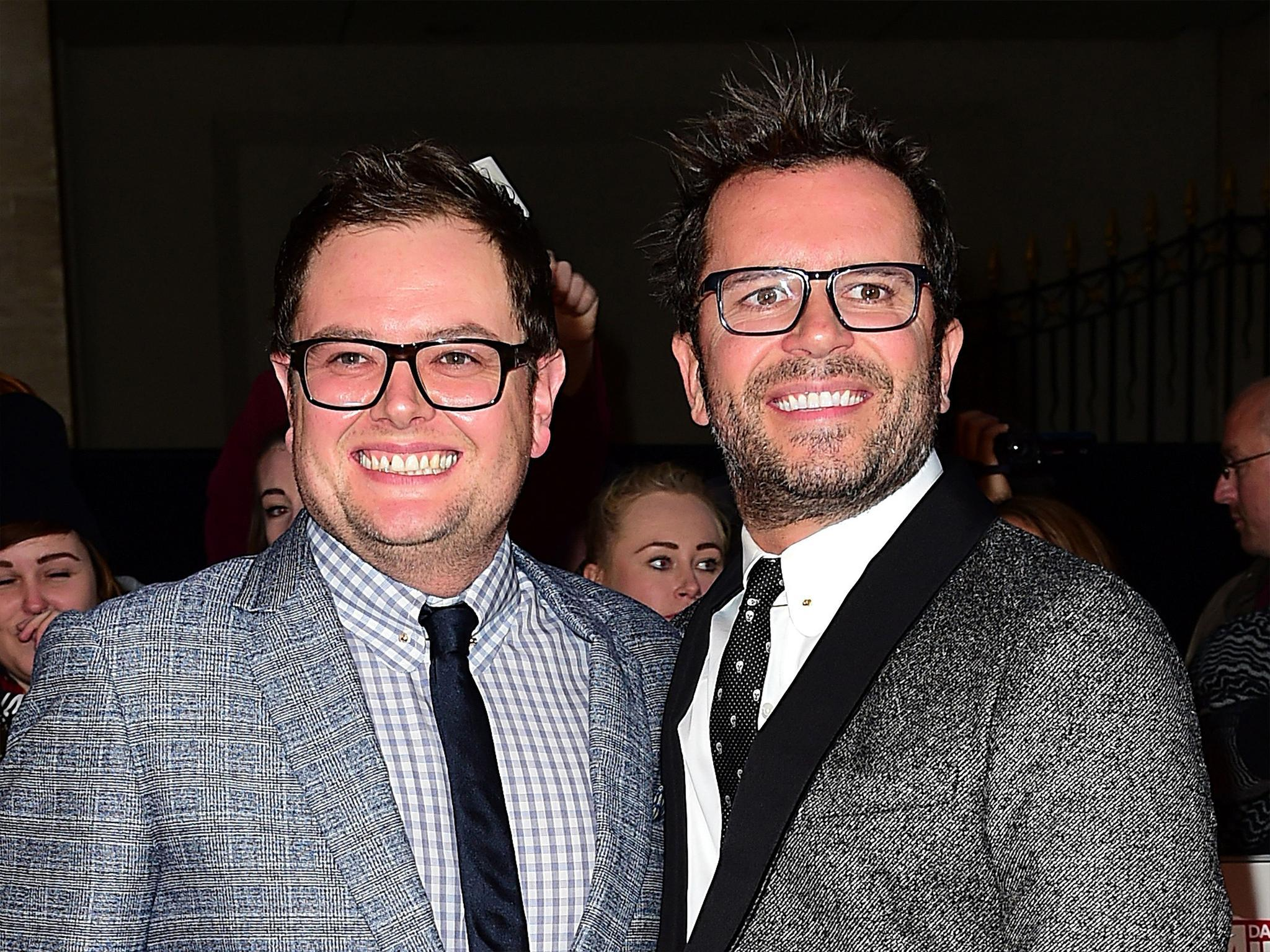 alan carr is dating