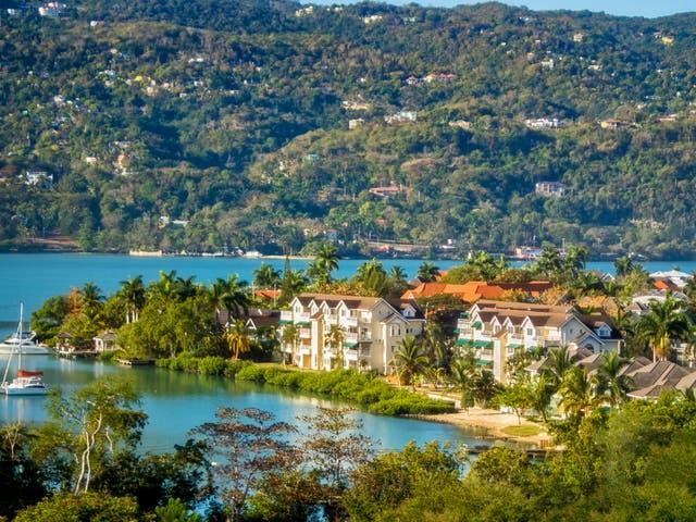 Montego Bay: lovely, but avoid the rainy season