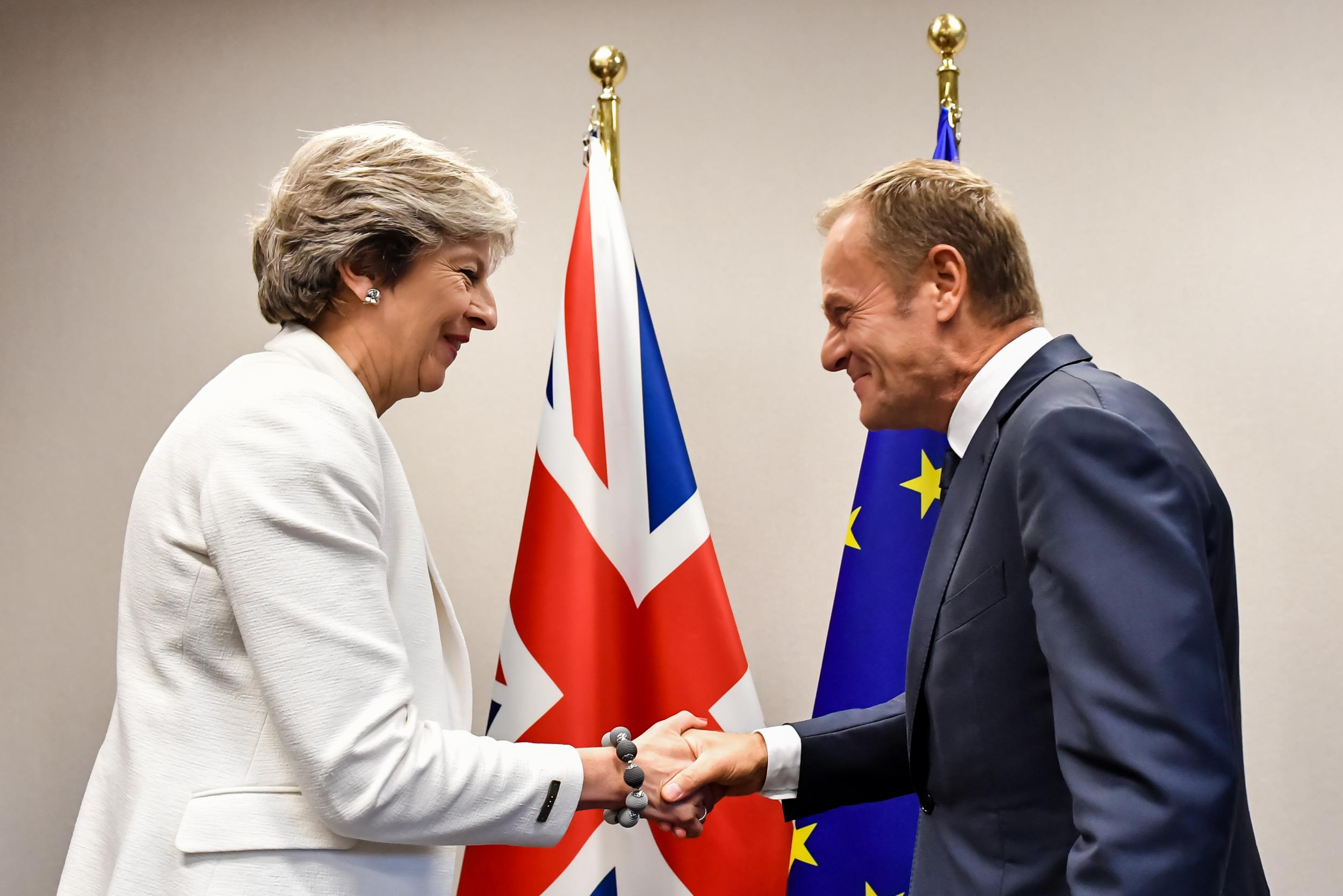 We are being deceived by ministers about the Brexit negotiations – my trip to Brussels confirmed it