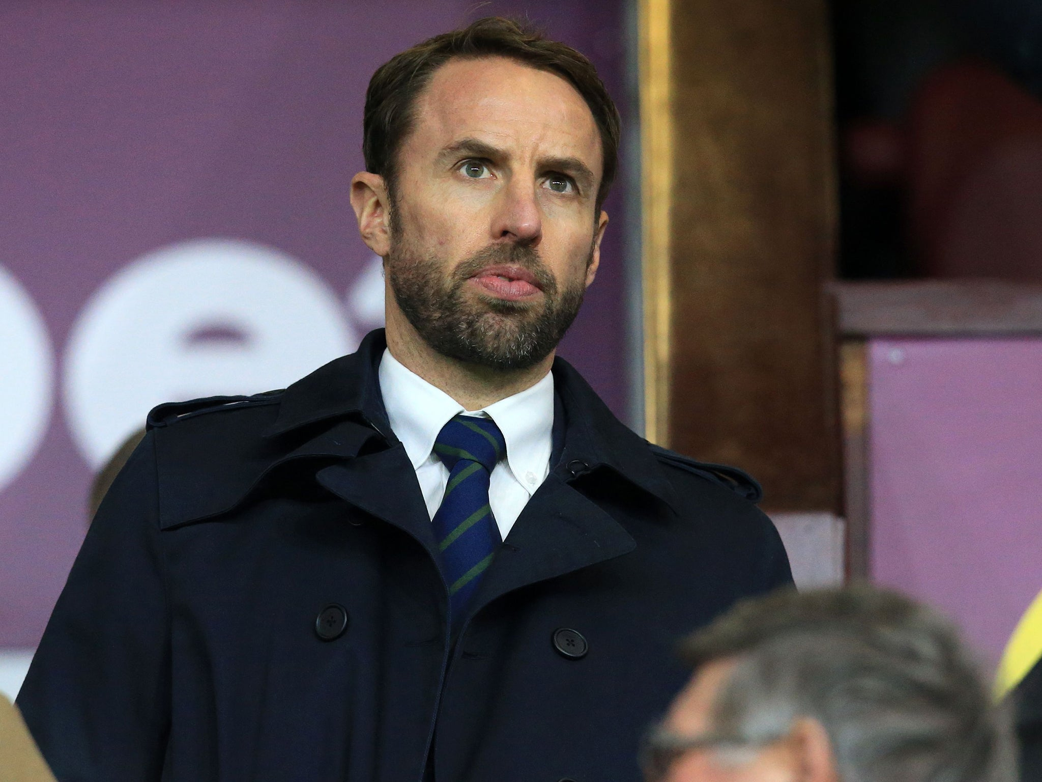 Gareth Southgate wants England to emulate Pele and Gordon Banks and make history at the 2018 World Cup
