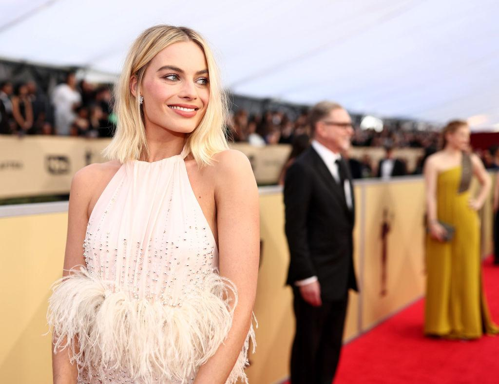 Margot Robbie interview