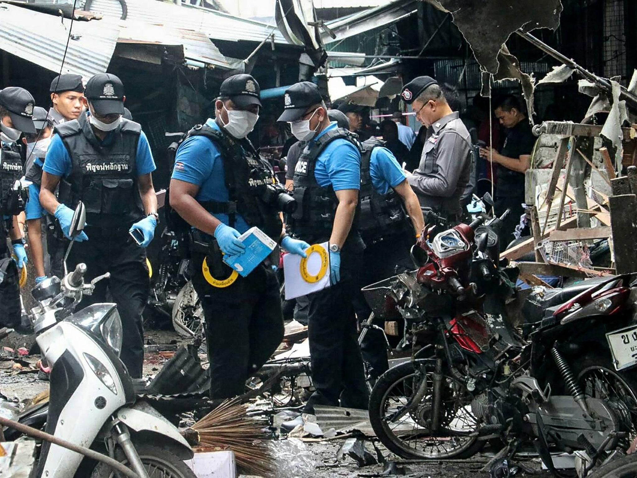 Thailand: Foreign office warns tourists of high terror threat amid ongoing insurgency
