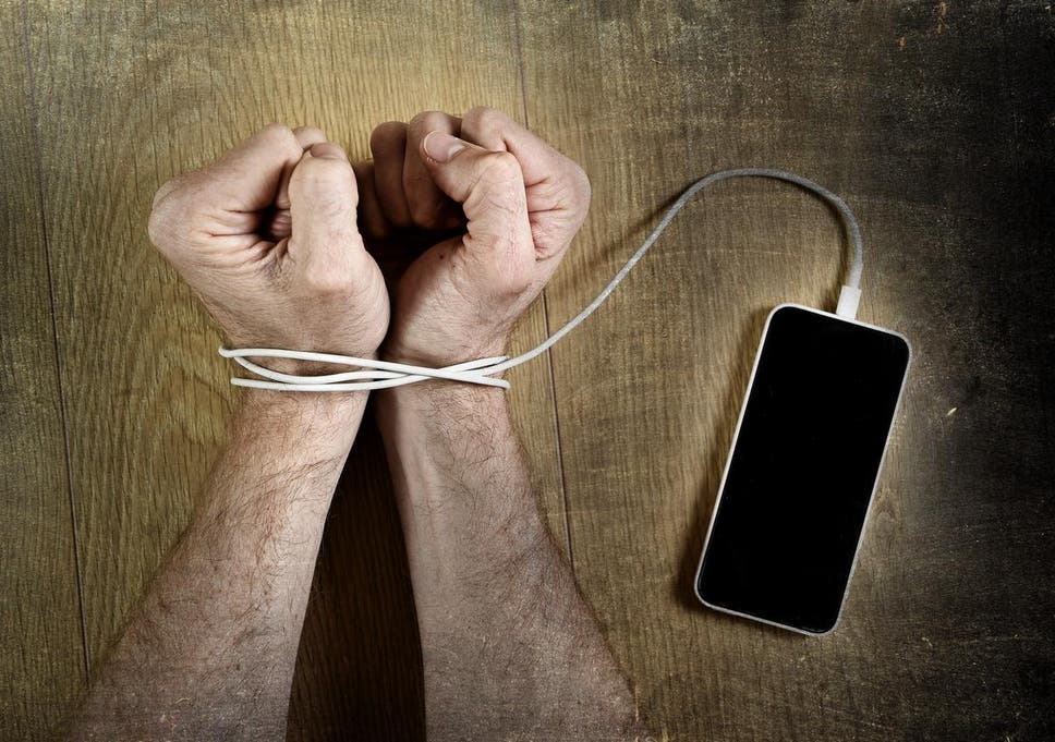 6 ways break your iphone addiction