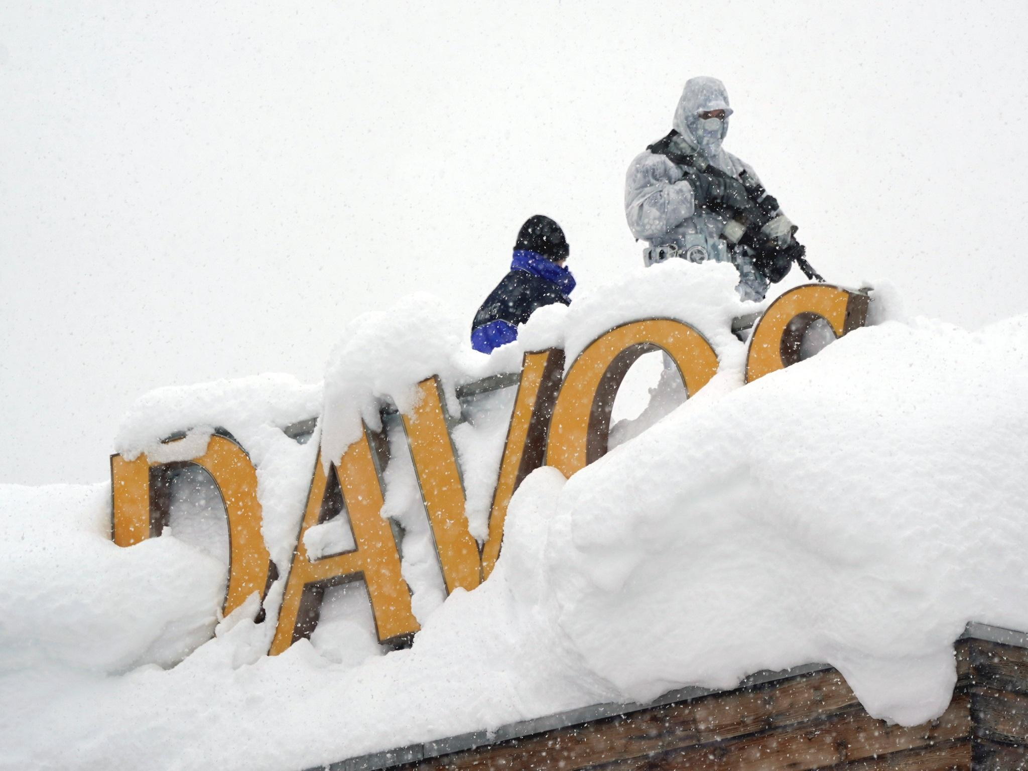 Davos 2018: What is the World Economic Forum and why is Donald Trump speaking?