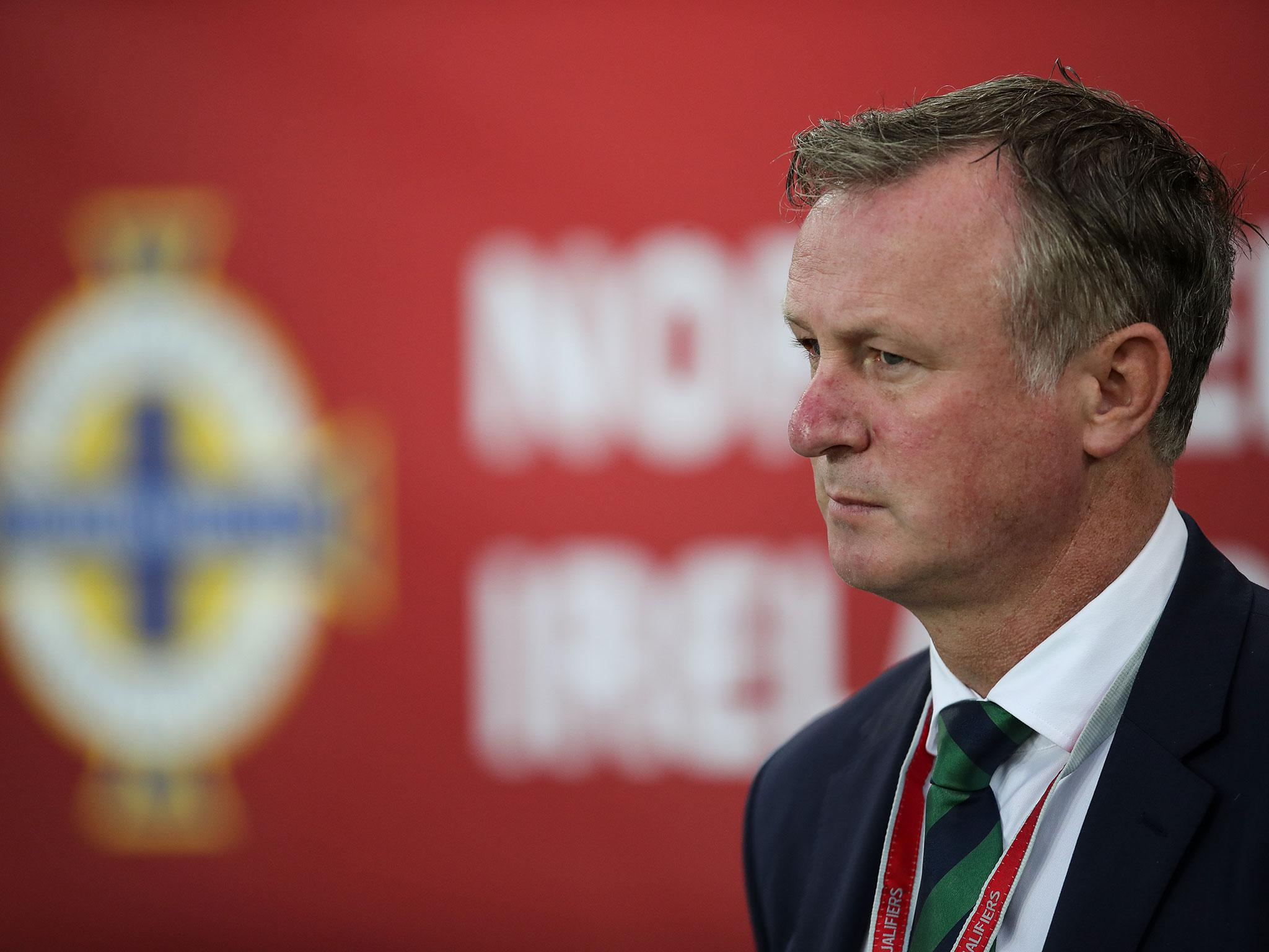 Michael O'Neill to carry on as Northern Ireland manager after rejecting Scotland offer