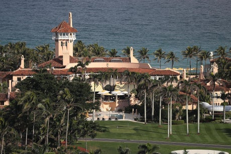 Trump Plaza near Mar-a-Lago in Florida will be renamed following riots at US Capitol