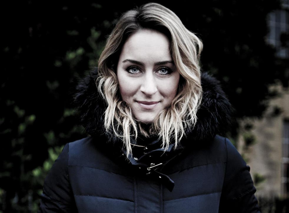 Amy Williams: 'At the Olympics I couldn't even bend'