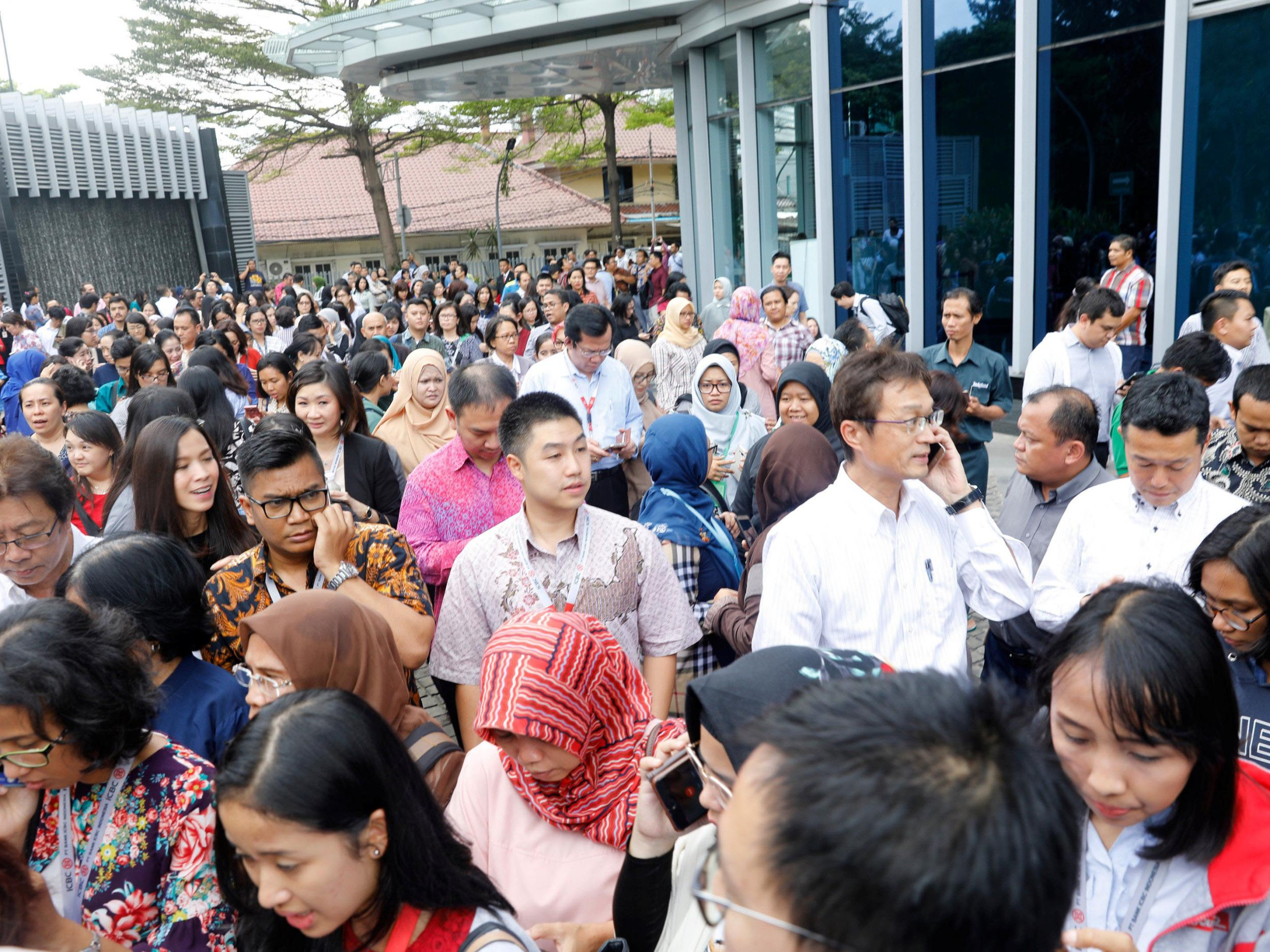 Indonesia earthquake: Powerful 6.0 magnitude quake strikes off coast of Java