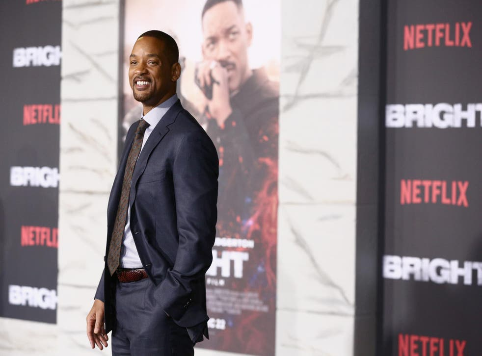 Will Smith's movie 'Bright' has helped Netflix subscriber numbers soar