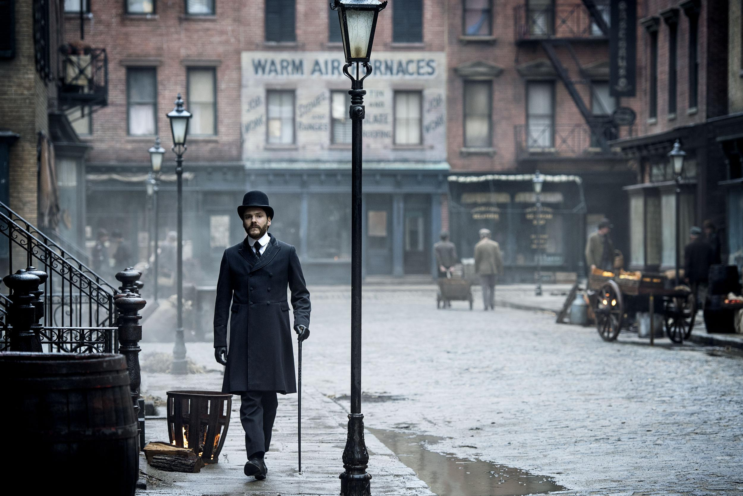 The Alienist: 'Grisly' crime chiller gets UK release date on Netflix