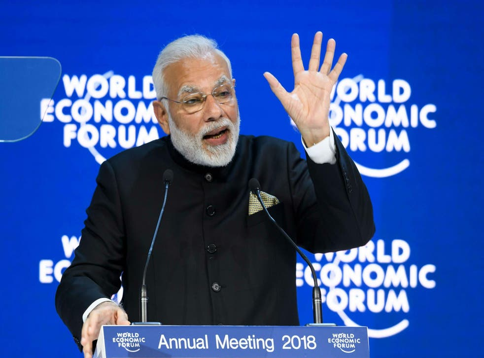 The more recent reforms in India have enabled it to surpass China in economic growth