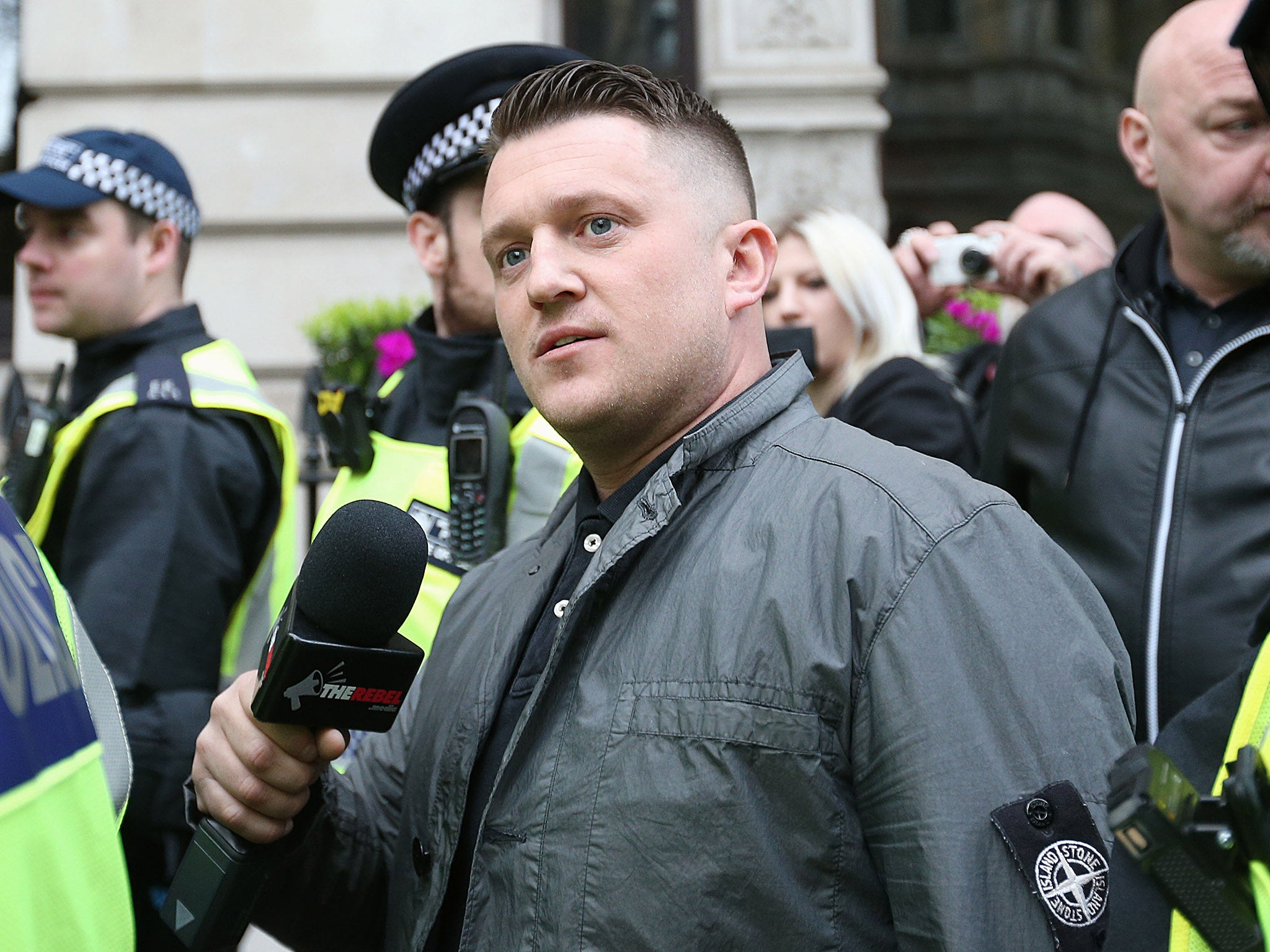 Finsbury Park Terrorer Turned To Violence By Far Right Posts