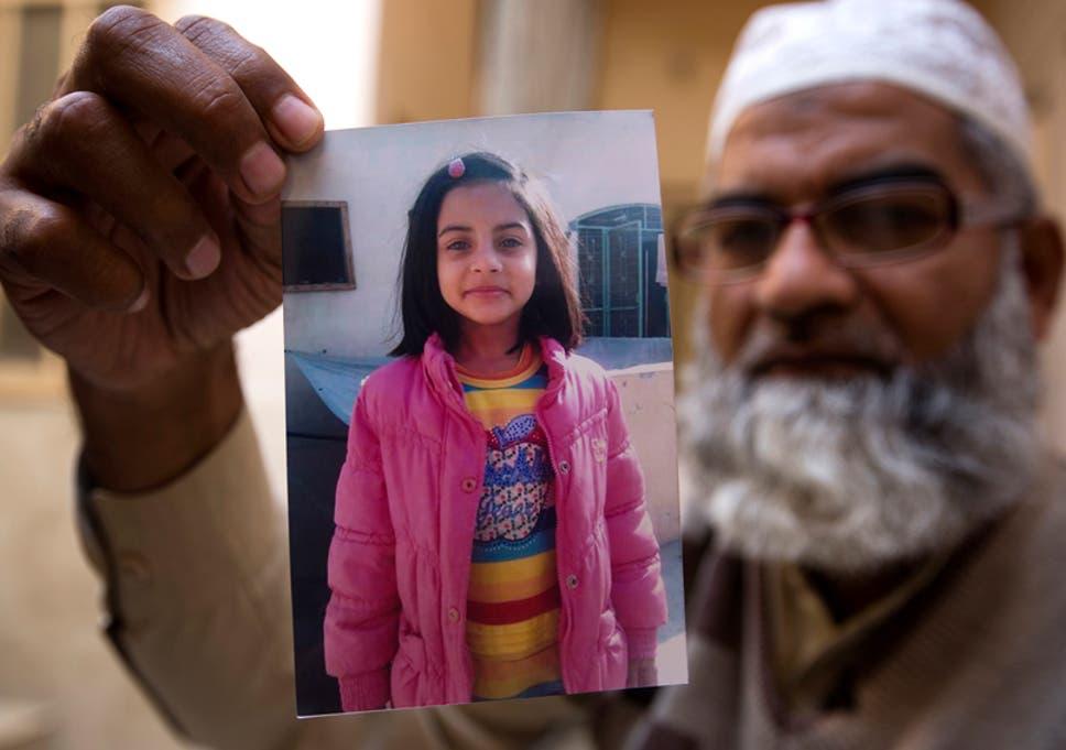 55f971dca9 Zainab Ansari  Police arrest  serial killer  over rape and murder of ...