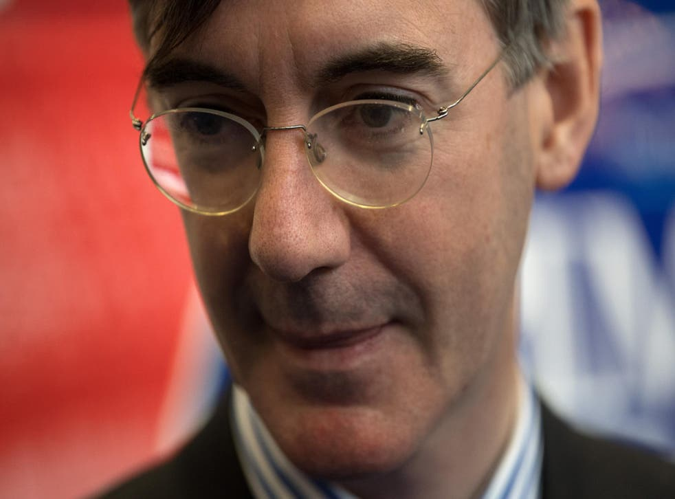 Conservative MP Jacob Rees-Mogg is being taken increasingly seriously as a leadership candidate