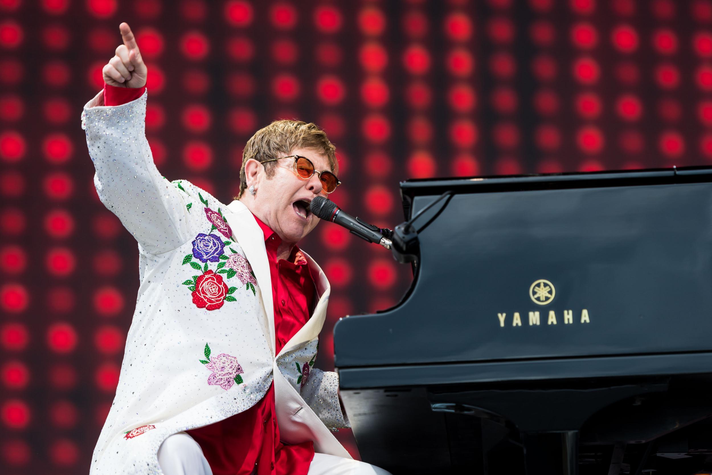 Elton John reportedly paid £5 million to do 2018 John Lewis Christmas advert