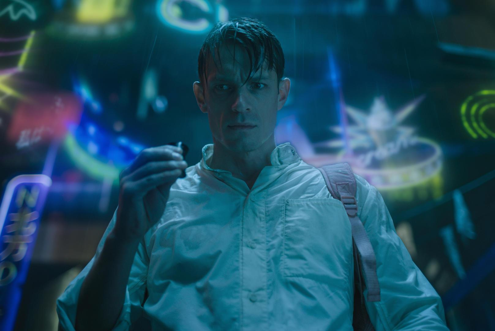 Altered Carbon Kristin altered carbon: cast and showrunner of netflix's new series