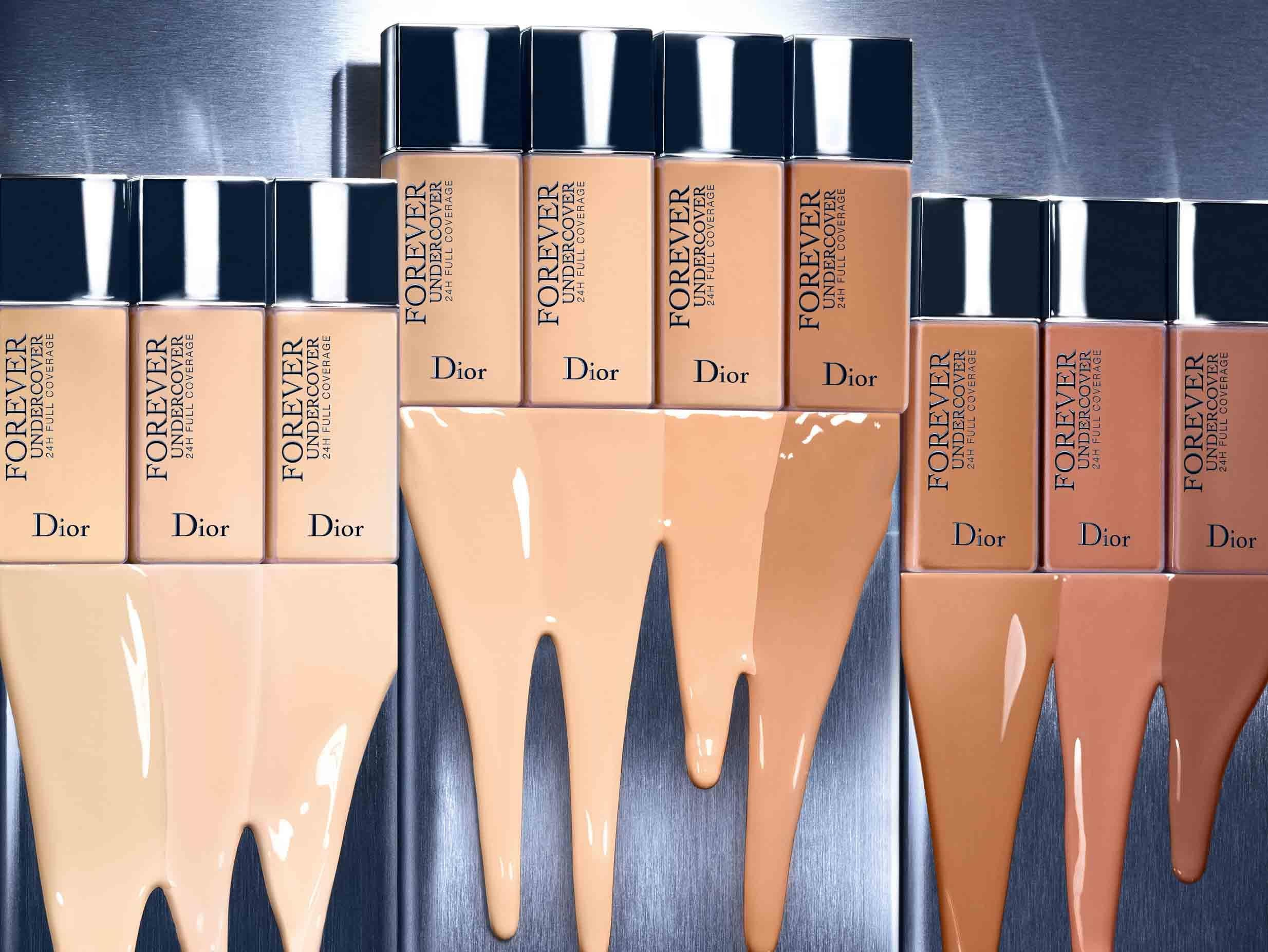 dior launches new diorskin forever undercover foundation the independent. Black Bedroom Furniture Sets. Home Design Ideas