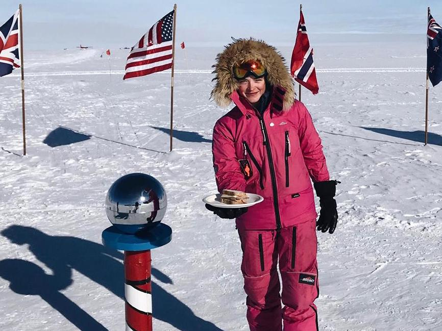 south pole latest news breaking stories and comment the independent