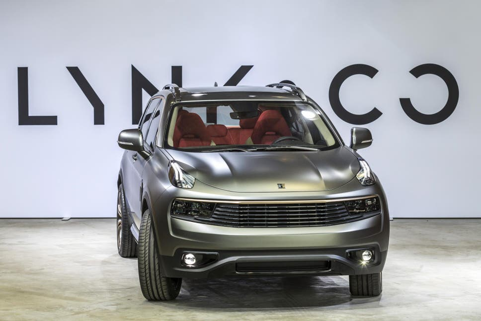 China poised to build its first car in western europe the independent lync co is owned by a chinese billionaire who also owns swedens volvo fandeluxe Image collections