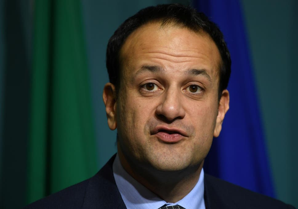 Brexit britain should get a bespoke trade deal with eu irelands irelands taoiseach leo varadkar made his intervention at davos file fandeluxe Choice Image