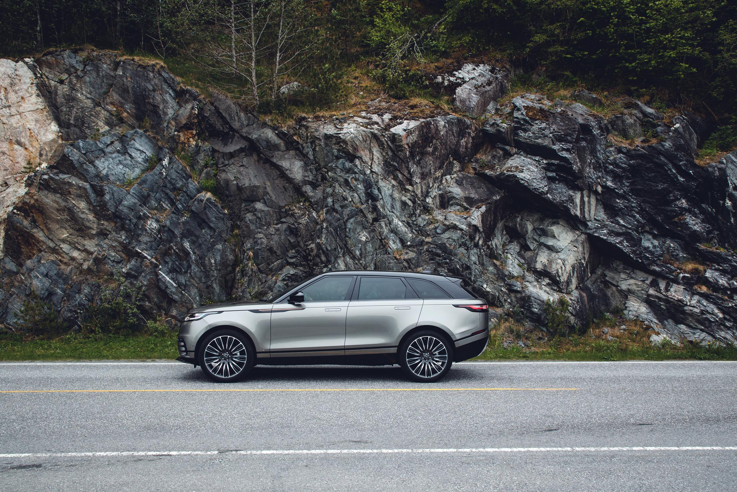 Car Review: Range Rover Velar | The Independent