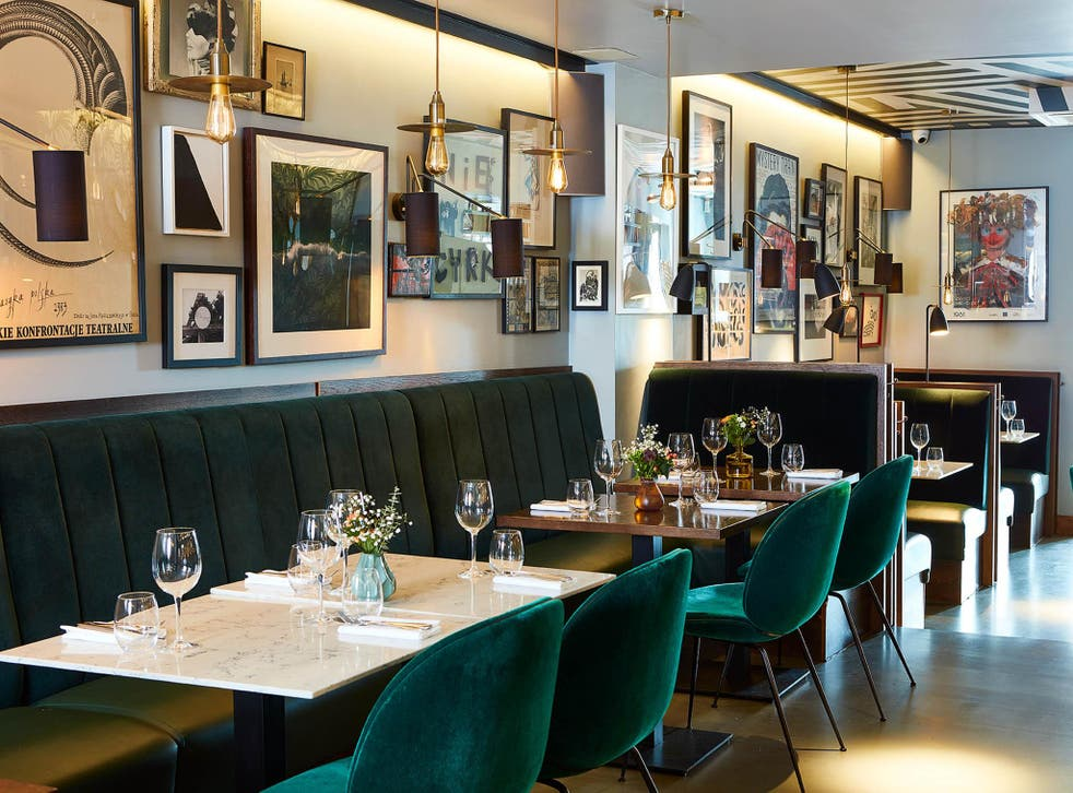 Galley combines global influences and seasonal ingredients to produce stylish artisan dishes