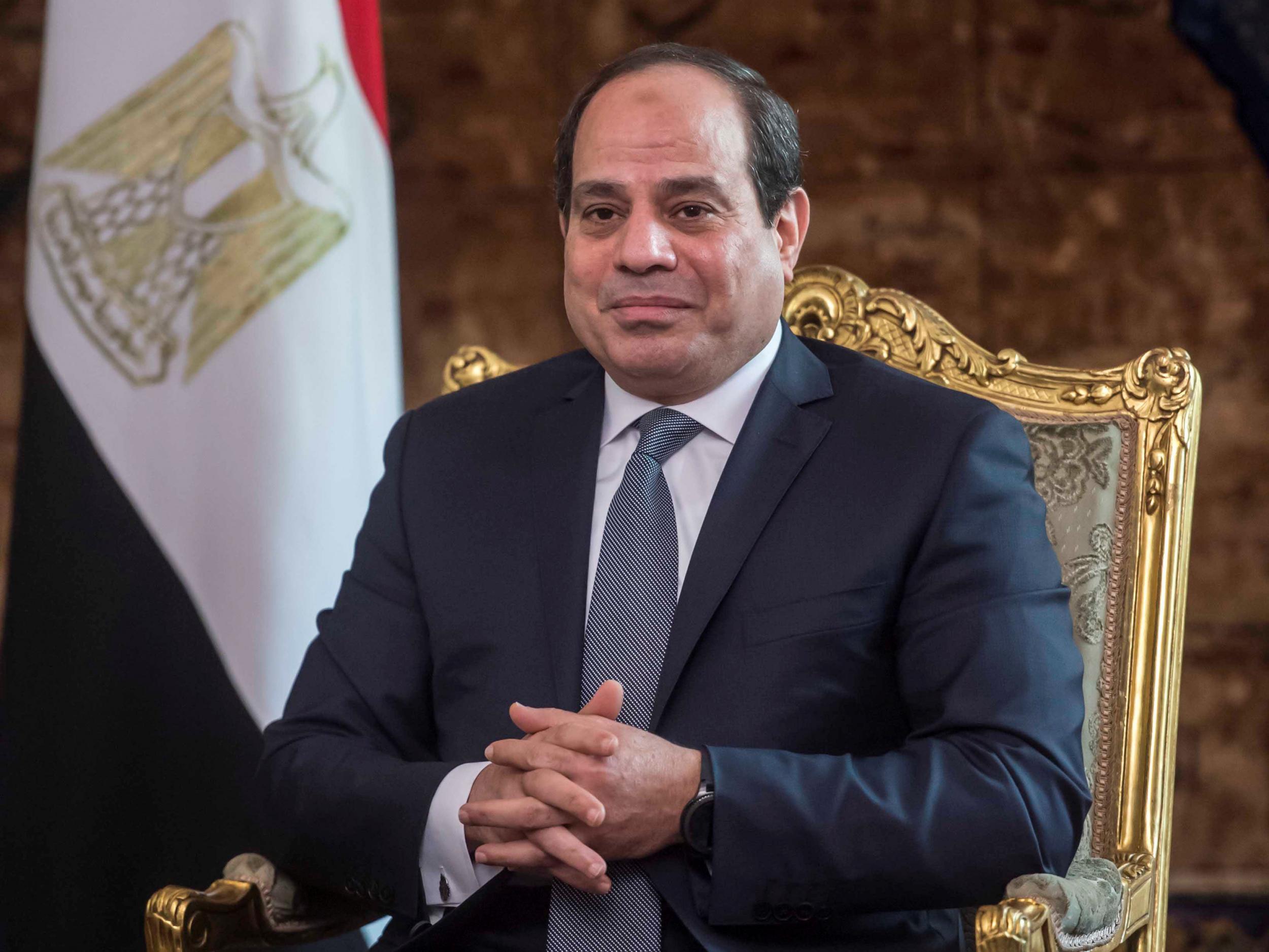 Egypt elections: Abdel Fattah al-Sisi's challengers liken ...