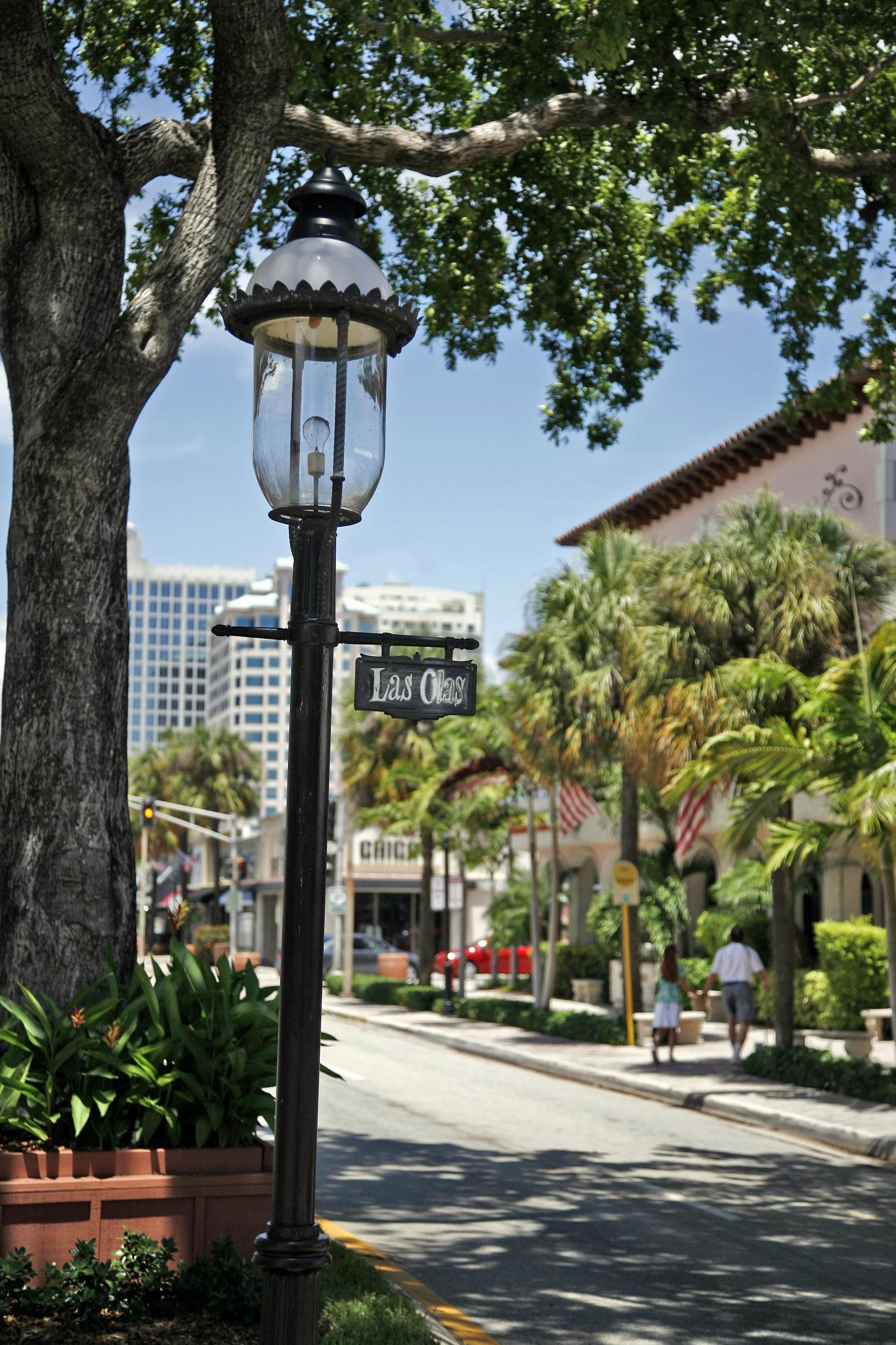 Fort Lauderdale: how to shop and dine in style