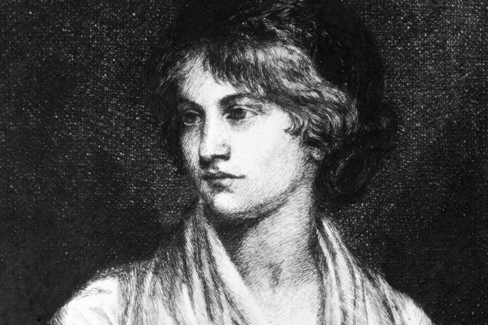 Lord Byron you were you and i was i
