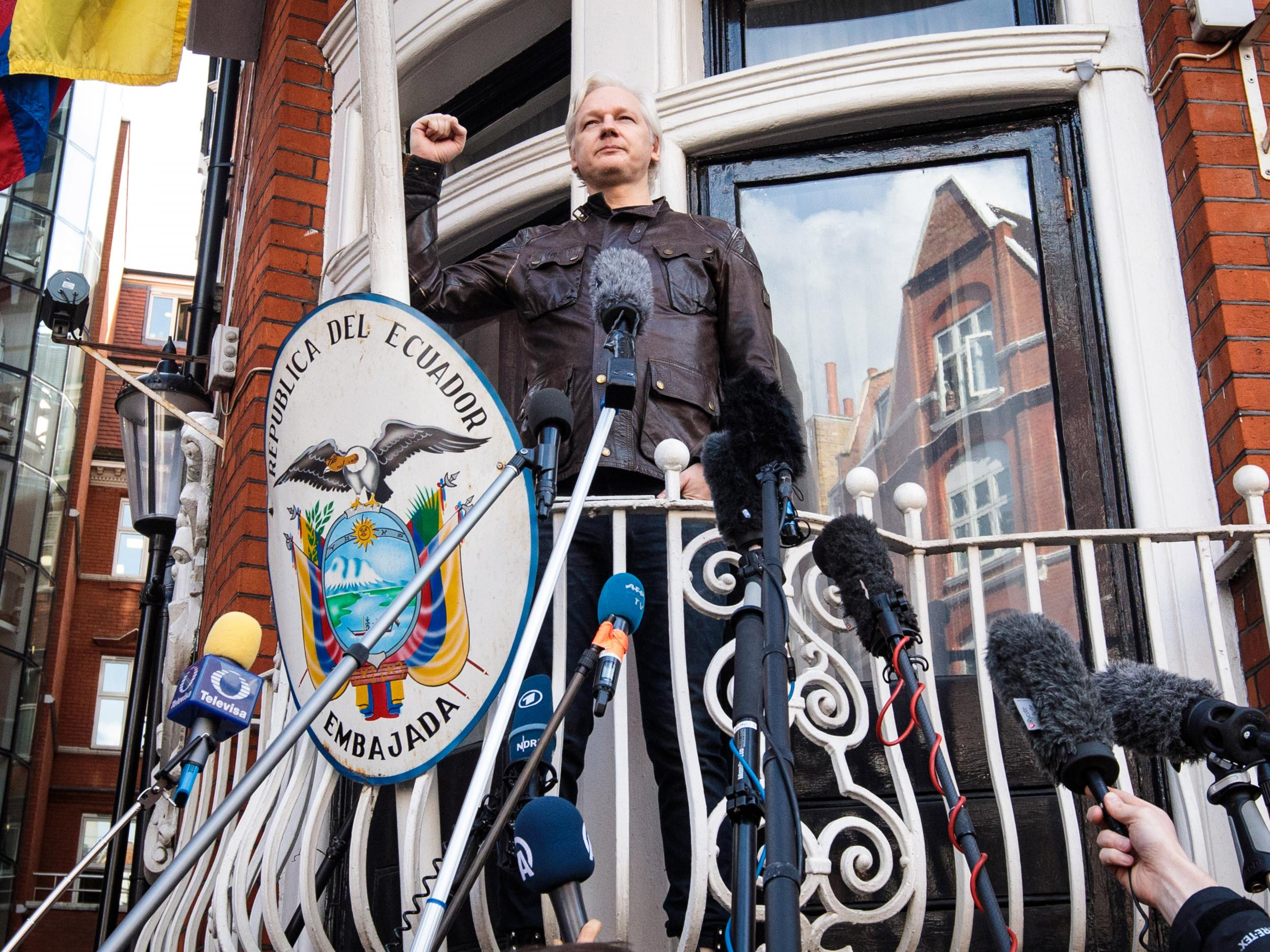 Julian Assange could walk free today after more than five years in Ecuadorian embassy