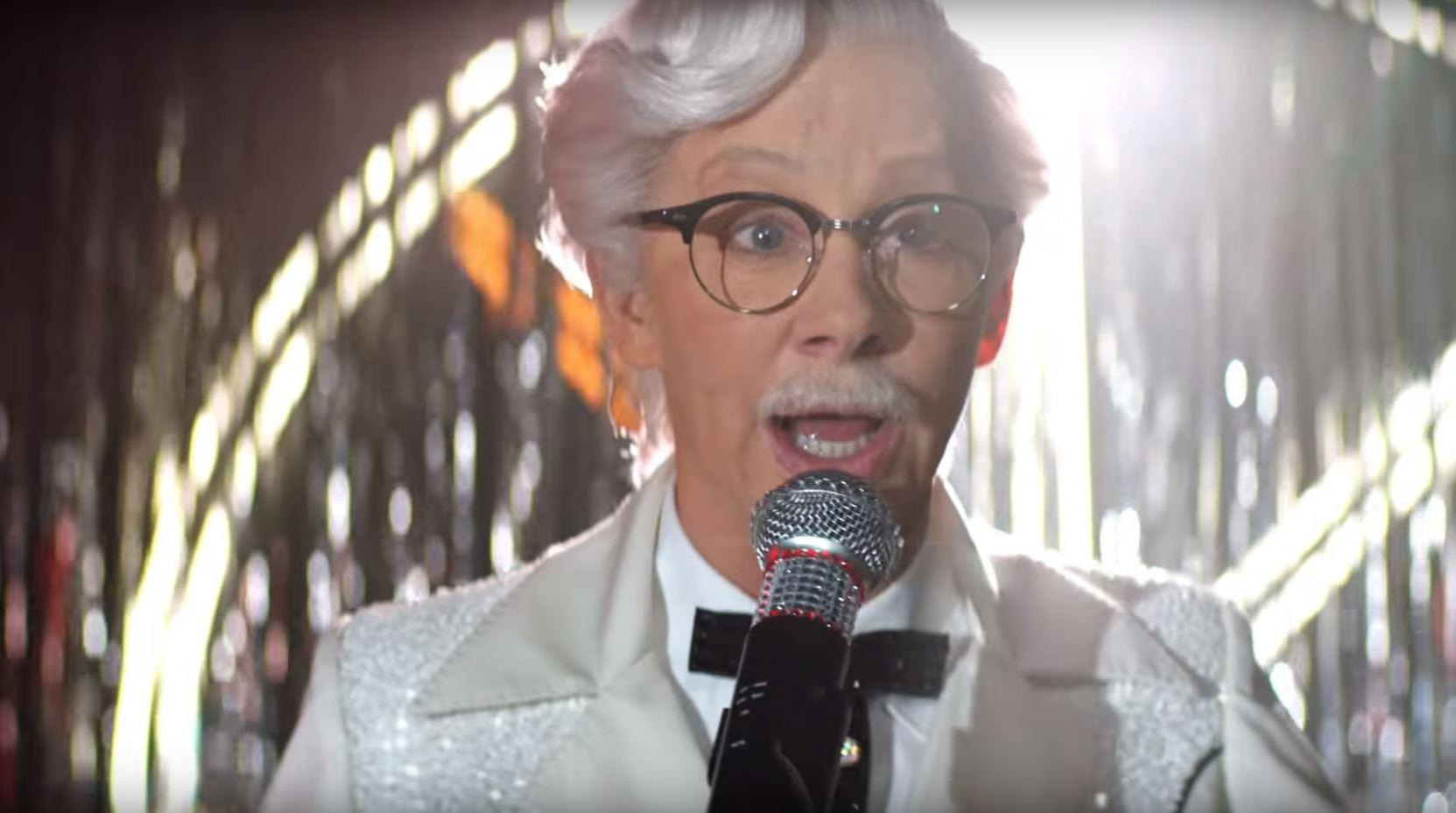 7f722afdee0ec KFC unveils first female Colonel Sanders played by country legend Reba  McEntire