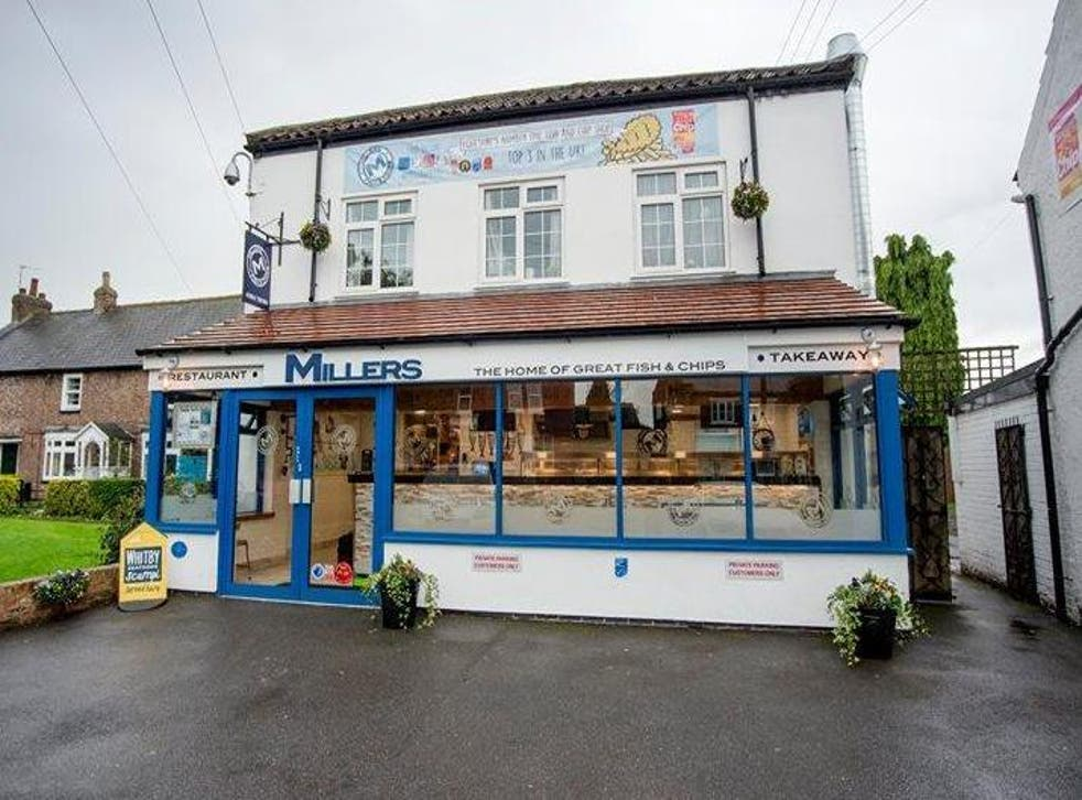 (Facebook: Millers Fish & Chips