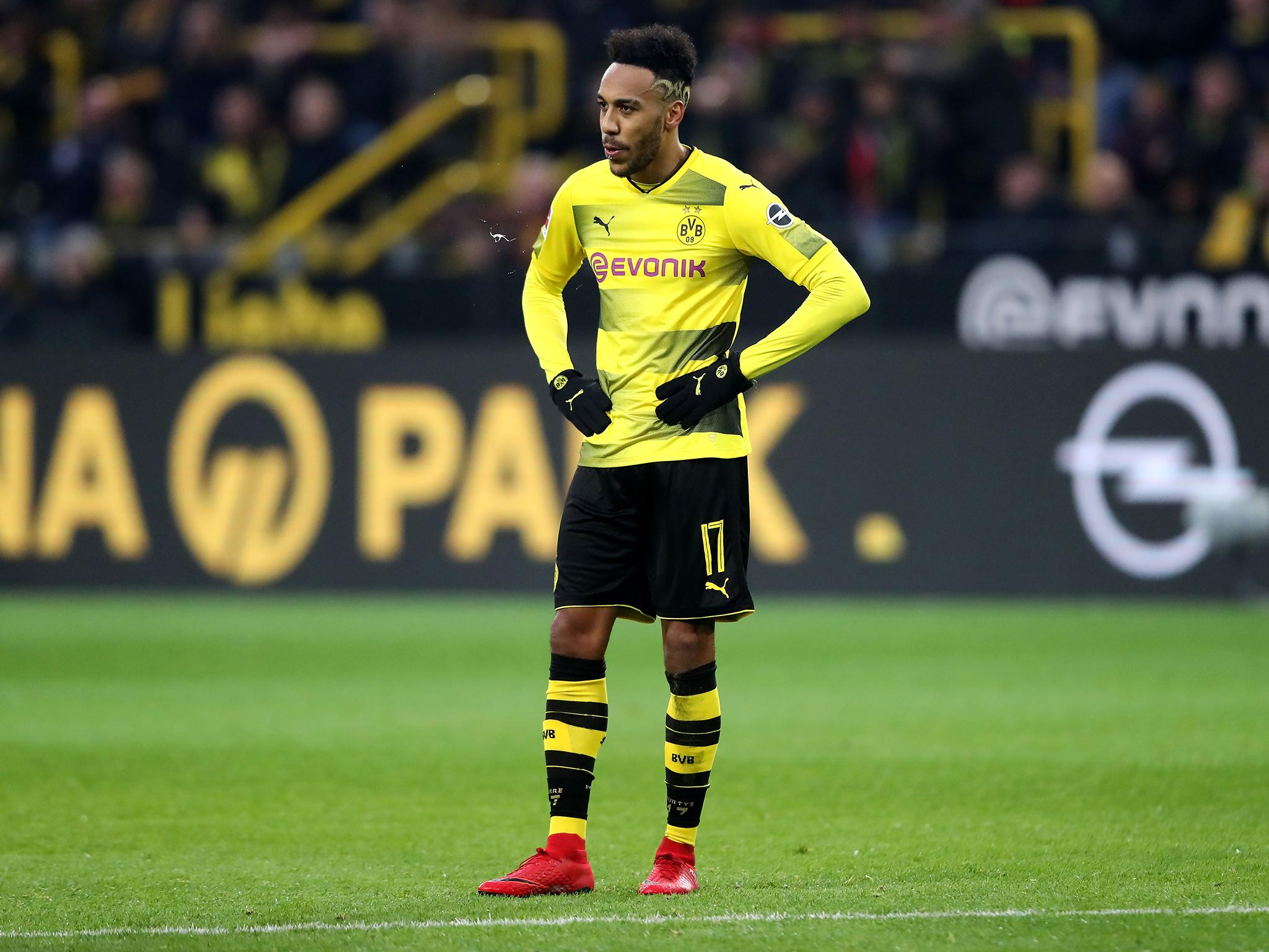 Aubameyang Picture: Arsenal 'far From Being Close' To Pierre-Emerick