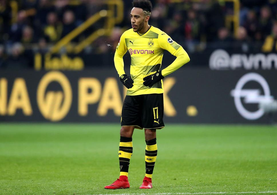 c41075dc8 Arsenal  far from being close  to Pierre-Emerick Aubameyang transfer as  Arsene Wenger reveals latest update
