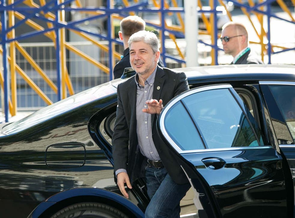 New president of the EU's environment council, Neno Dimov, has previously called global warming a 'fraud'