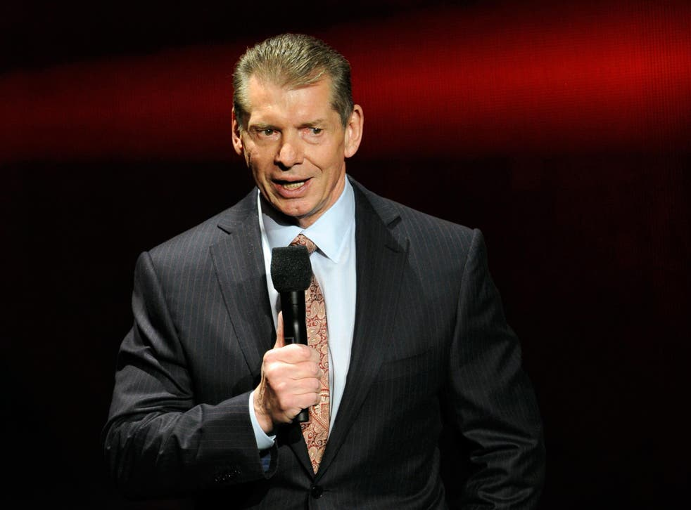 McMahon failed in his initial launch of it