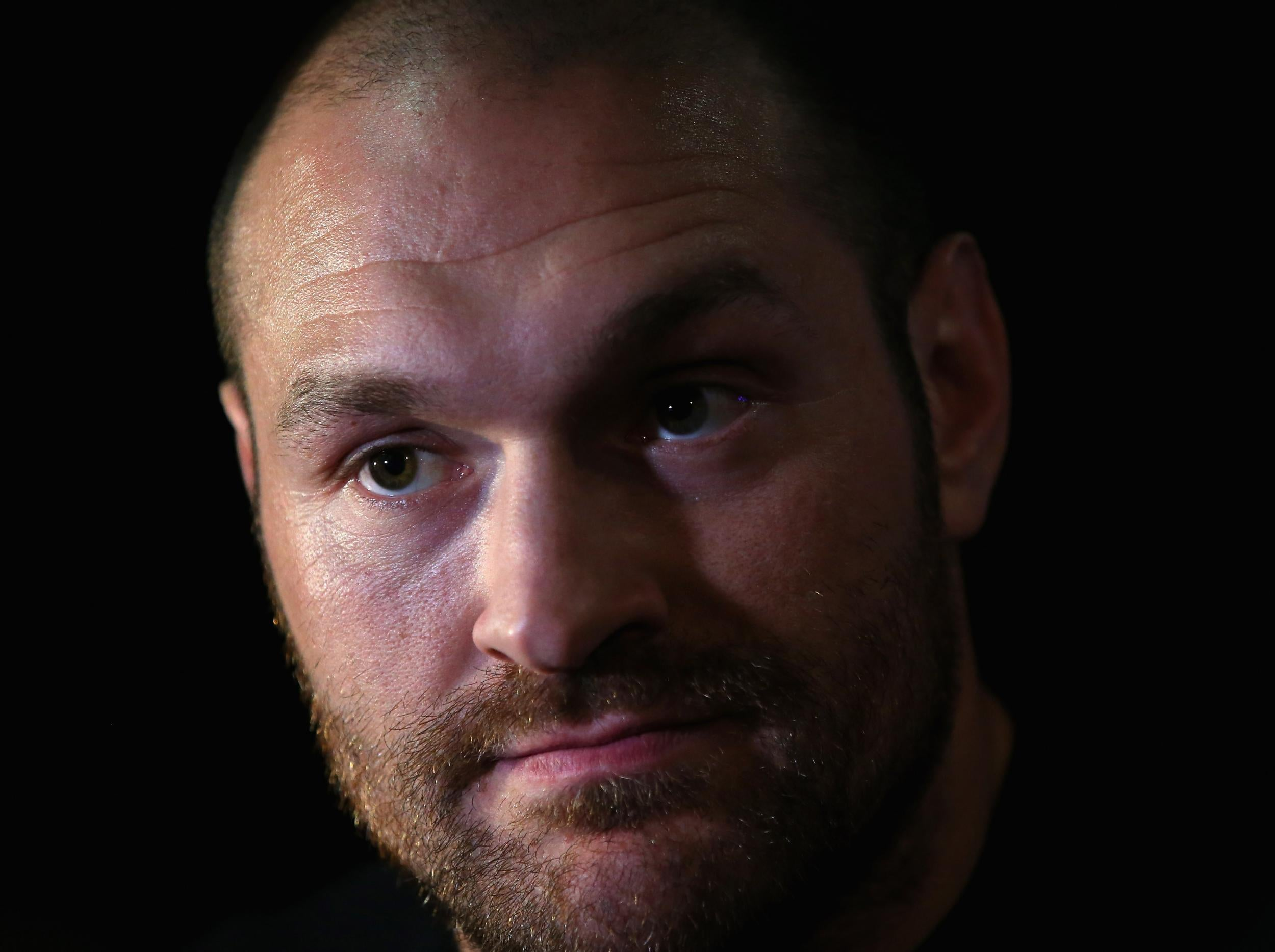Tyson Fury got boxing fans talking this week when he hosted a Twitter QampA The pick of the moments came when Fury was asked who would win in a fight