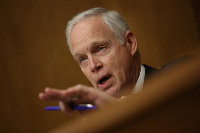<p>Senator Ron Johnson is pushing early treatment drugs for Covid-19 even though Trump administration has rejected the effectiveness of them.</p>