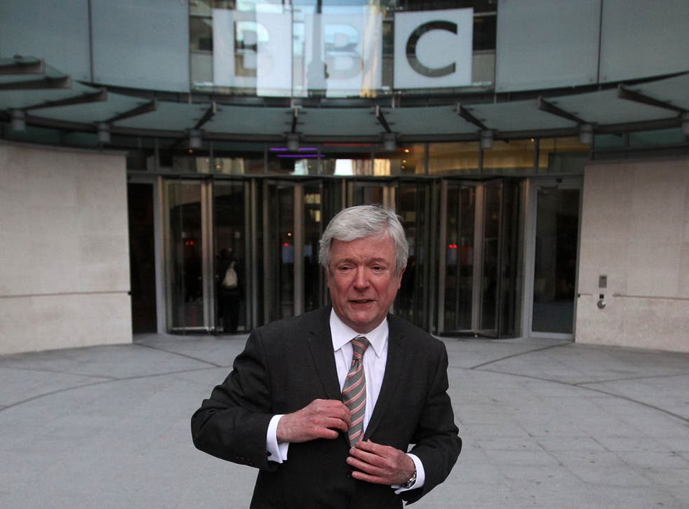 Tony Hall will give evidence to the Culture, Media and Sport Committee on Wednesday