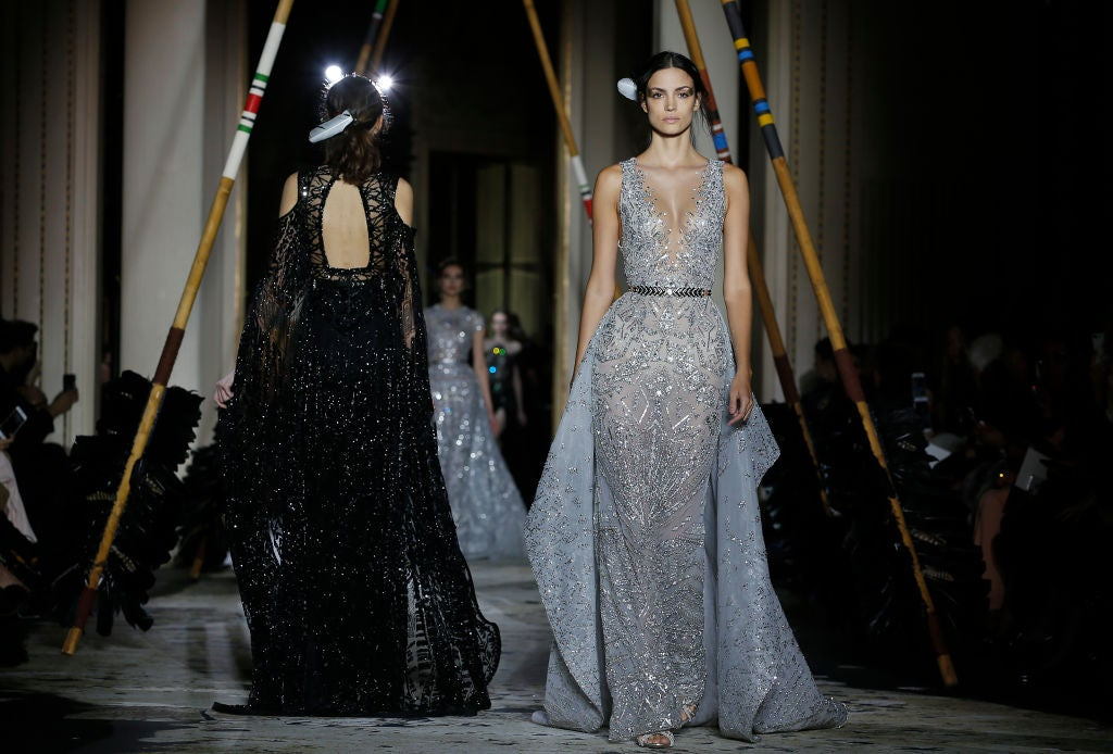f5f49f4050cc Designer Zuhair Murad criticised for cultural appropriation