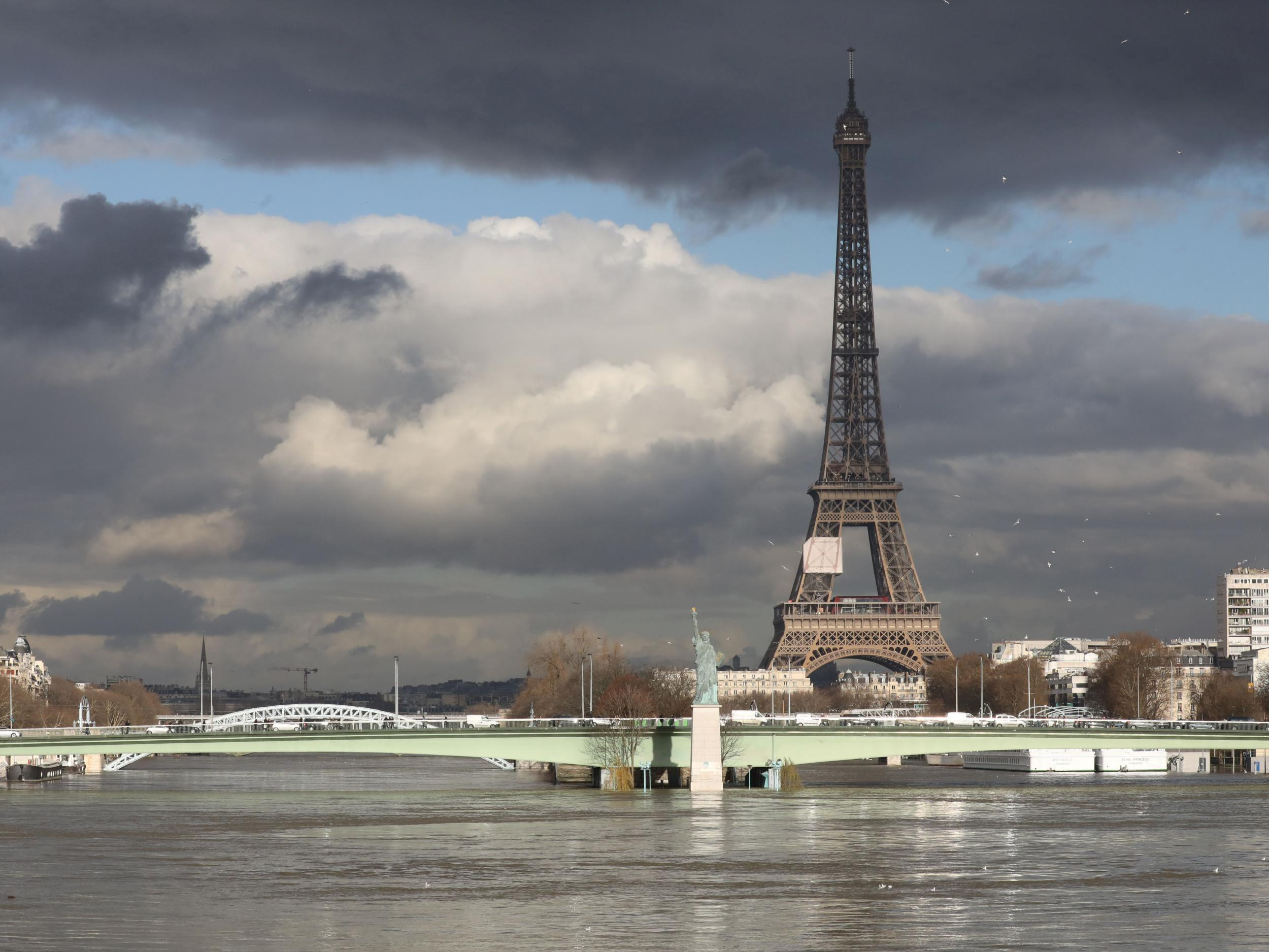 seine river latest news breaking stories and comment the
