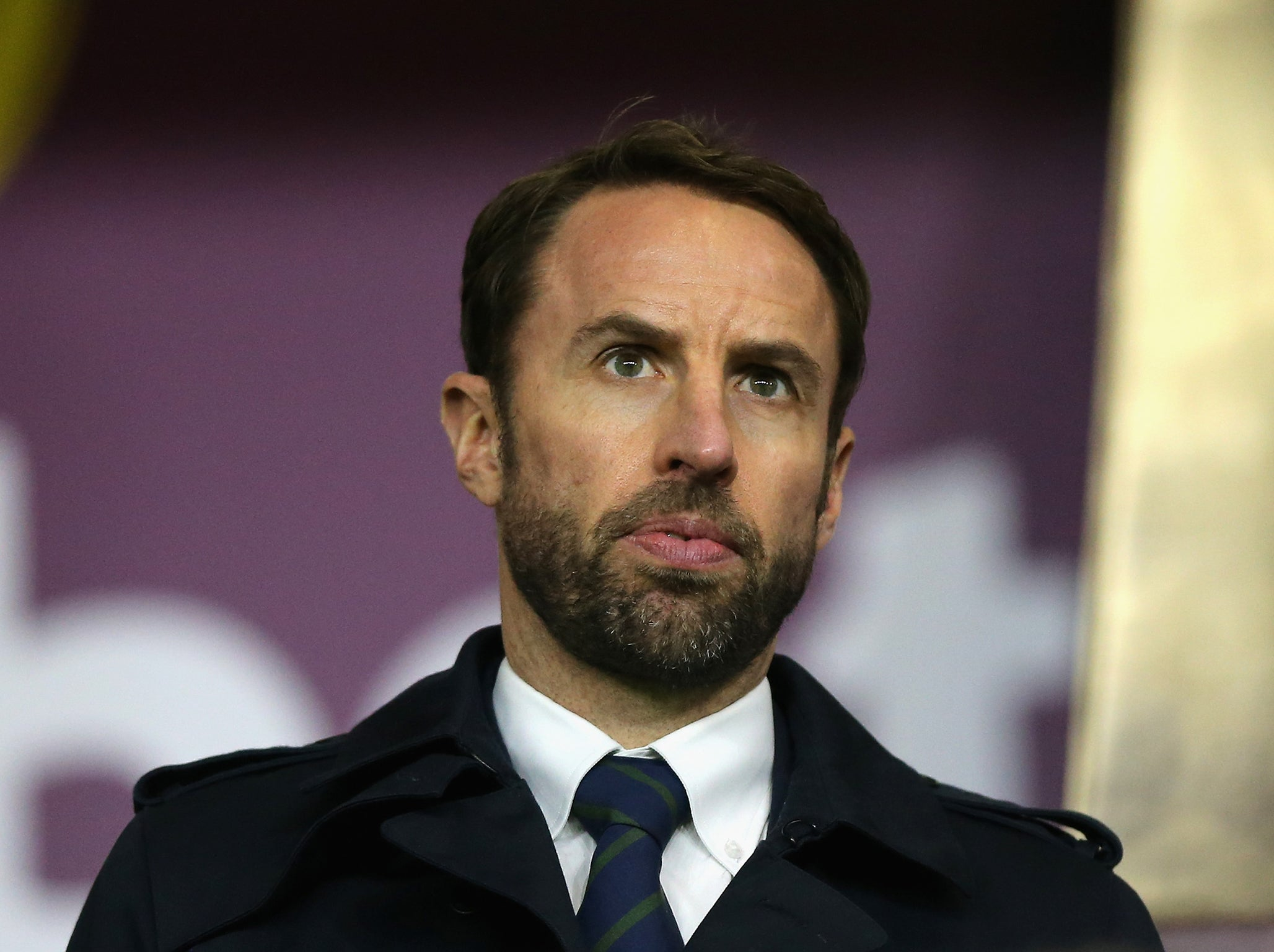 England manager Gareth Southgate to attend 2018 Super Bowl looking for Russian World Cup inspiration