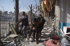 Kabul ambulance bombing death toll rises to 103