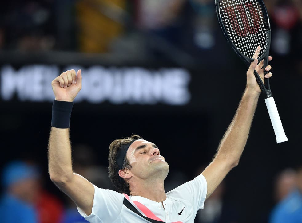 Roger Federer has become the first man to win 20 Grand Slam titles