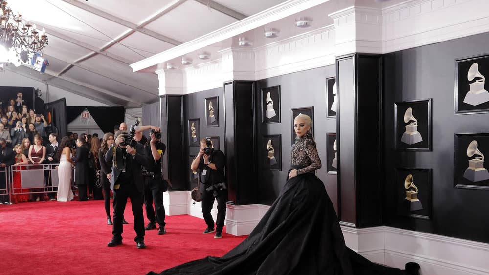Blue Ivy tells Beyoncé and Jay Z to stop clapping at Grammys