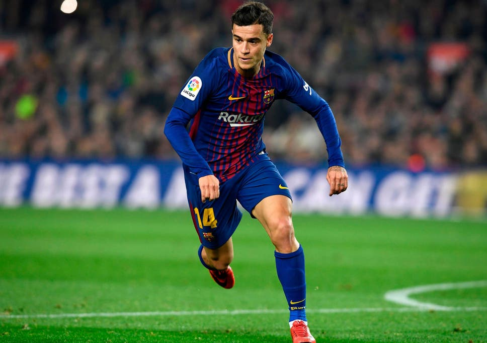 980c338ef5a Philippe Coutinho left Liverpool for Barcelona to 'win big titles ...