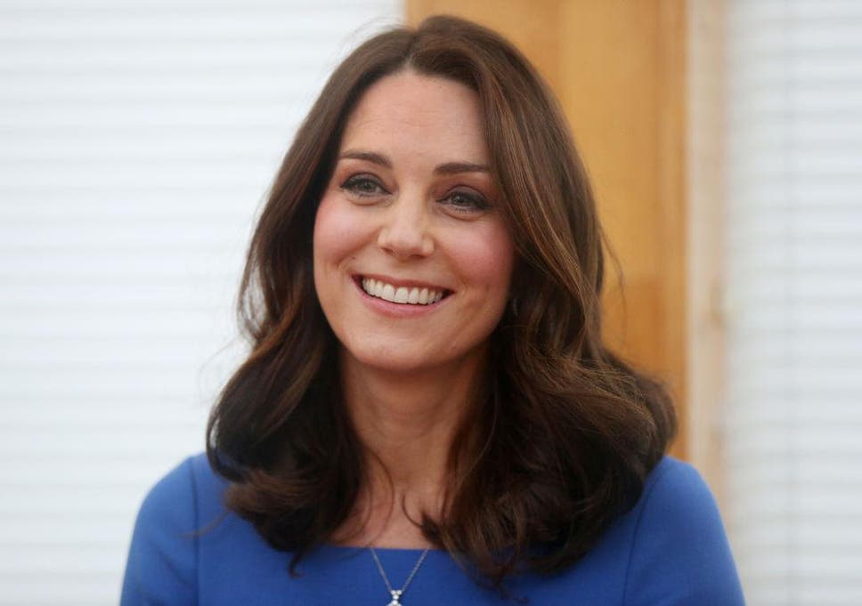 Duchess Of Cambridge Donates Seven Inches Of Her Own Hair Help Make