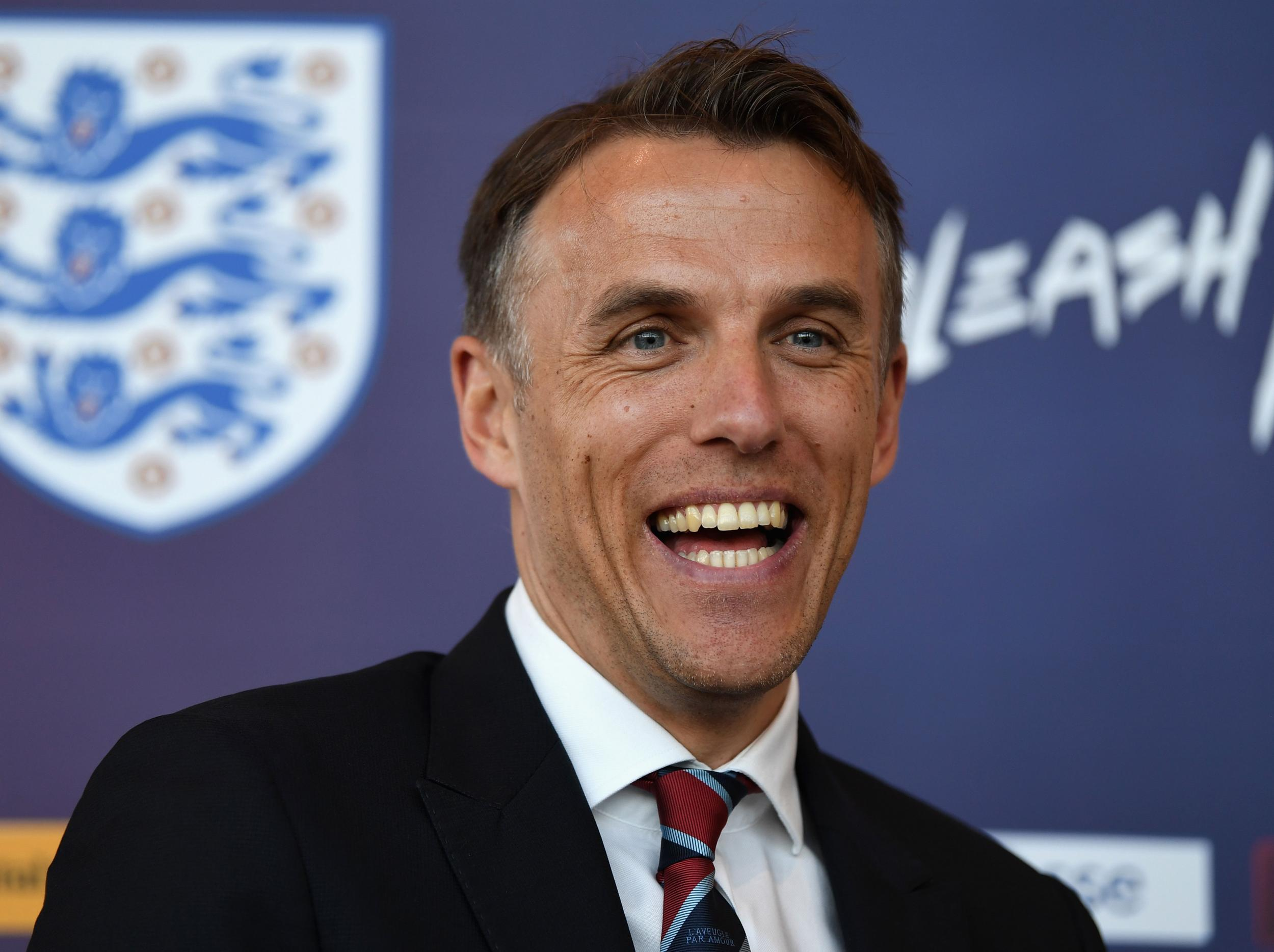 Phil Neville: I couldn't be more qualified for England Women's job
